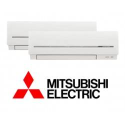 MITSUBISHI ELECTRIC MXZ-2DM40VA + 2 MSZ-DM25VA