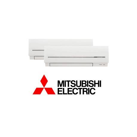 MITSUBISHI ELECTRIC MXZ-2D42VA +  (MSZ-SF35VE + MSZ-SF20VE)