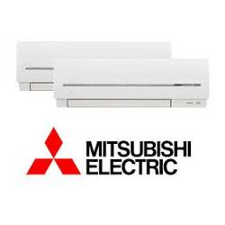 MITSUBISHI ELECTRIC MXZ-2D53VA + (MSZ-SF35VE + MSZ-SF25VE)