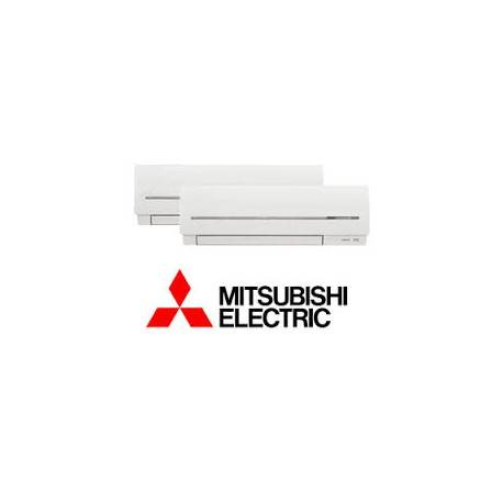 MITSUBISHI ELECTRIC MXZ-2D53VA + (MSZ-SF35VE + MSZ-SF25VE)