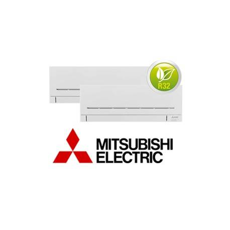 MITSUBISHI ELECTRIC MXZ-2F42VF + MSZ-AP35VGK + MSZ-AP25VGK