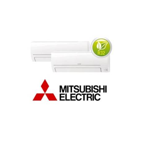MITSUBISHI ELECTRIC MXZ-2HA40VF + MSZ-HR35VF + MSZ-HR25VF