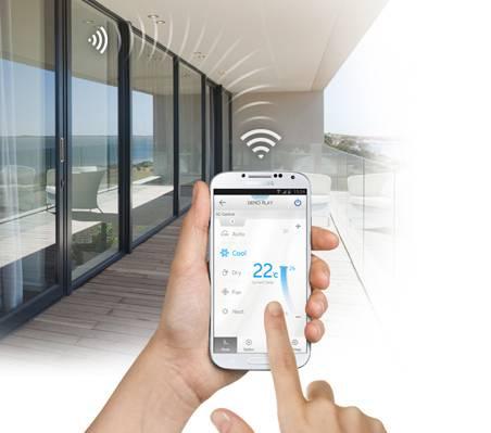 Función Smart Wi-Fi.